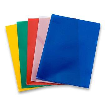 """Obrázek produktu Zakládací obal PP Karton barevný """"""""L"""""""" - A4, 150 mikronů, 10 ks, výběr barev"""