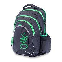 Studentský batoh Karton P+P OXY Fashion Green