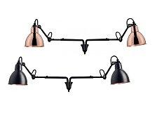Nástěnná lampa DCW N°203 Double