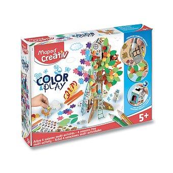 Obrázek produktu Sada Maped Color & Play Čtyři roční období/Strom