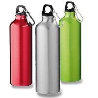 Pacific - hliníková láhev, výběr barev