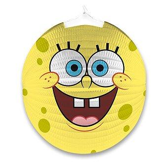 Obrázek produktu Lampion Spongebob - průměr 25 cm
