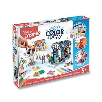 Obrázek produktu Sada Maped Color & Play Cirkusové vozy