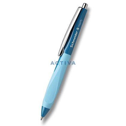 Obrázek produktu Schneider Haptify - kuličková tužka - modro-sv.modrá