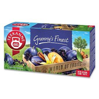 Obrázek produktu Ovocný čaj Teekanne  Granny s Finest - 20 sáčků