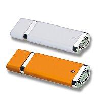 USB I. - USB s krytkou, velikost 8 GB, výběr barev
