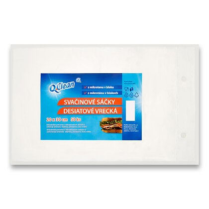 Product image Q Clean - microtene bags