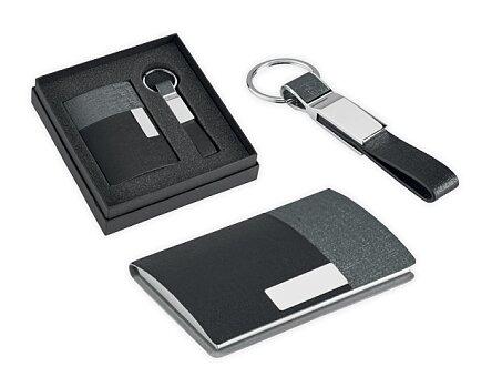 Obrázek produktu Sada vizitkáře a klíčenky