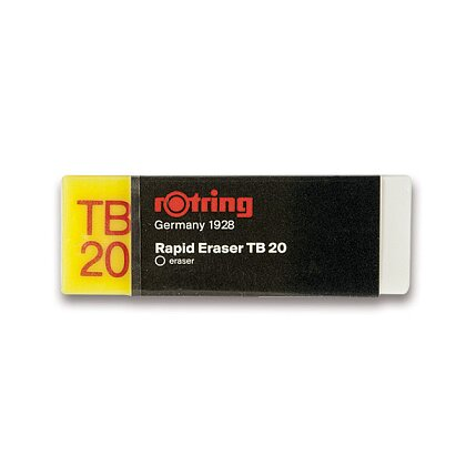 Product image Rotring Rapid TB20 - combined eraser