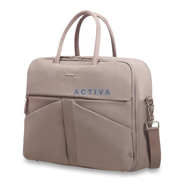 bfc66b852a1d2 Samsonite Lady Tech ORGANIZ. BAILHANDLE - dámská taška na notebook a tablet  - 14,1
