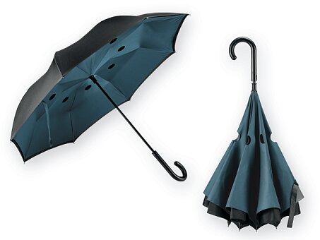 Obrázek produktu Oboustranný deštník, výběr barev