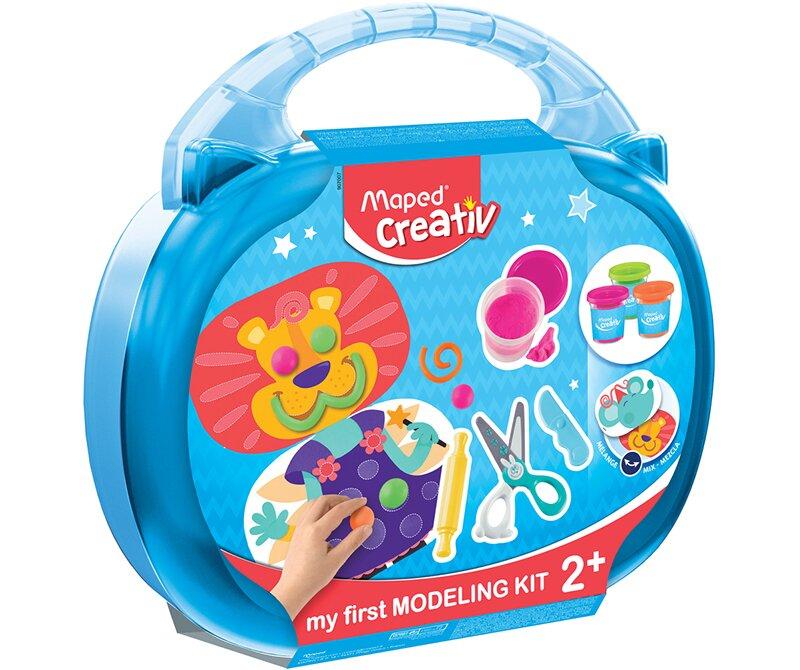 Kreativní sada s modelínou je vhodná už pro děti od 2 let