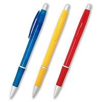 Sutri - plastová kuličková tužka, výběr barev