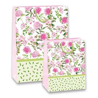 Obrázek produktu Dárková taška Flowers - různé rozměry