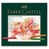 Pastely Faber-Castell Polychromos
