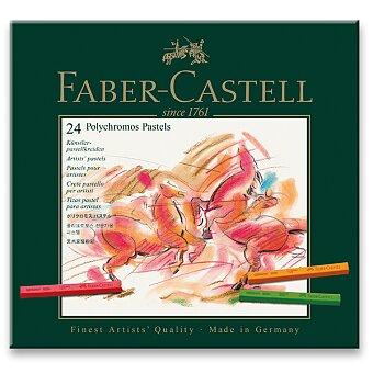 Obrázek produktu Pastely Faber-Castell Polychromos - 24 ks