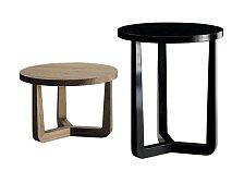 Kulatý odkládací stolek Flexform Jiff