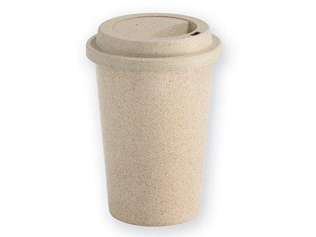 Obrázek produktu Cestovní hrnek z bambusových vláken, 450 ml