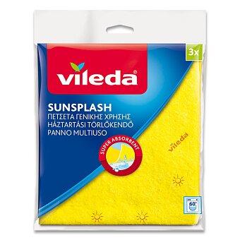 Obrázek produktu Univerzální hadříky Vileda Sunsplash - 3 ks