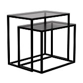 Stolky Anders Nesting Side Table set 2ks