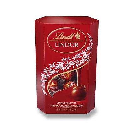 Obrázek produktu Lindor Milk - čokoládové pralinky - 50 g