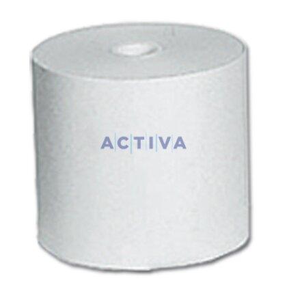 Obrázok produktu Jednovrstvový pokladničný kotúčik - 1 + 0, 76/70/12 mm