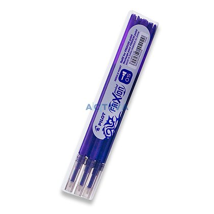 Obrázek produktu Pilot Frixion Point - náplň - fialová, 3 ks