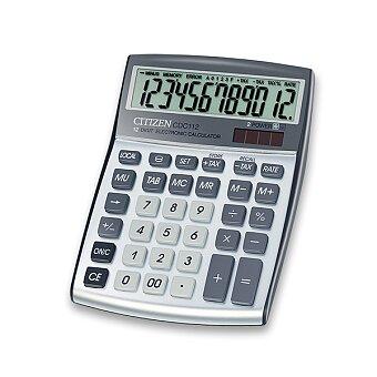 Obrázek produktu Kancelářský kalkulátor Citizen CDC-112
