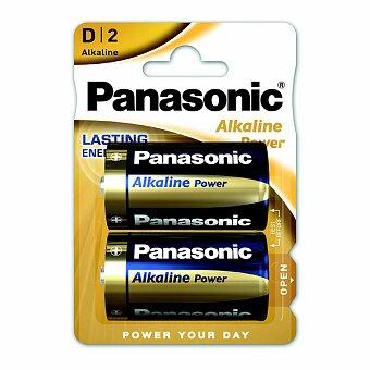 Obrázek produktu Baterie Panasonic Alkaline Power - D, 2 ks