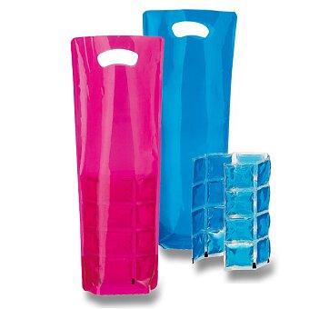 Obrázek produktu Chladící plastový obal na víno, výběr barev