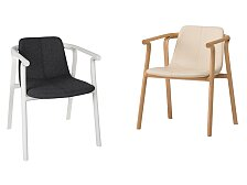 Židle s područkami Conde House Splinter