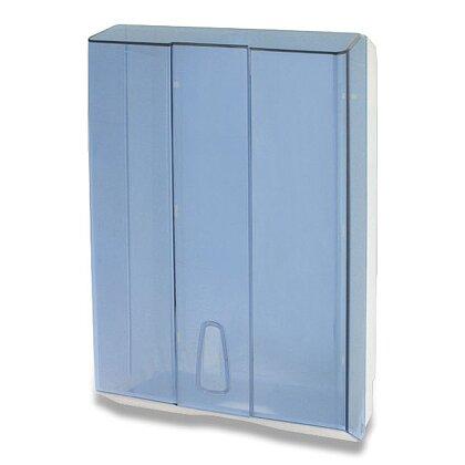Product image Standard - transparent plastic dispenser for towels