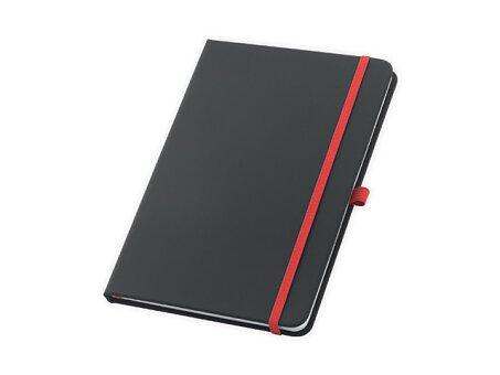 Obrázek produktu Poznámkovký zápisník s poutkem, A5, výběr barev