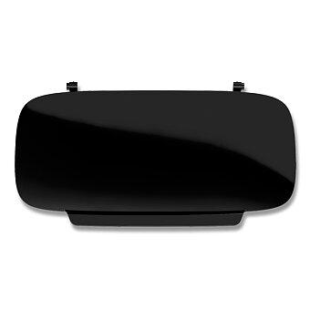 Obrázek produktu Víko pro luxusní koš Tork Image Design - černé