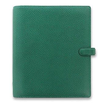 Obrázek produktu Diář A5 Filofax Finsbury - zelený
