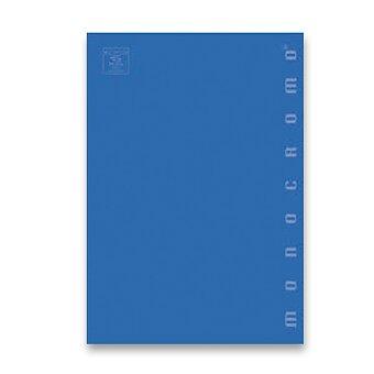 Obrázek produktu Školní sešit Pigna Monocromo - A5, linkovaný, 40 listů, mix barev