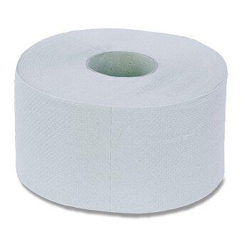 Obrázek produktu Toaletní papír Jumbo recykl - 1 - vrstvý, průměr 19 cm, návin 150 m, 6 ks
