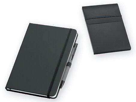 Obrázek produktu Sada kuličkového pera a zápisníku, výběr barev