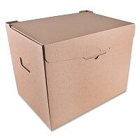 Archivační kontejner na 5 pořadačů Emba