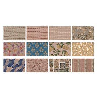 Obrázek produktu Balicí papír Natura Kraft - 2 x 0,7 m, mix motivů