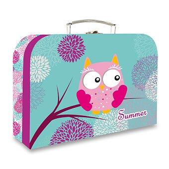 Obrázek produktu Kufřík Karton P+P Sova