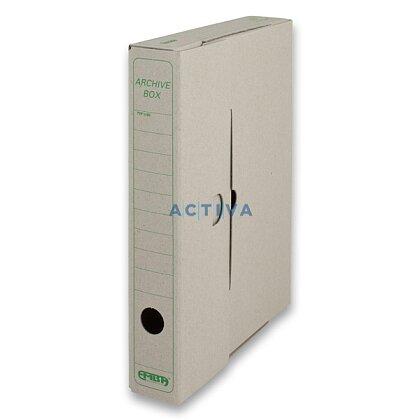 Obrázek produktu EMBA Archivační box - 330 x 260 x 50 mm