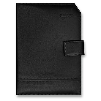 Obrázek produktu Kožený plánovací diář ADK Classic - A5, černý