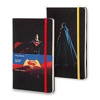 Zápisník v tvrdých deskách Moleskine Batman vs. Superman