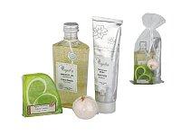 Dárkový kosmetický balíček s vůní citrusů