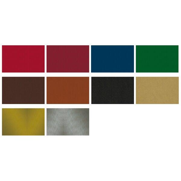 Dárkový balicí papír Kraft Dark 2 x 0,7 m, mix barev