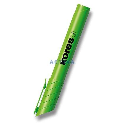 Obrázek produktu Kores High Liner Plus - zvýrazňovač - zelený