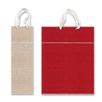 Obrázek produktu Dárková taška Tinta Unita Tessuto - různé rozměry a barvy