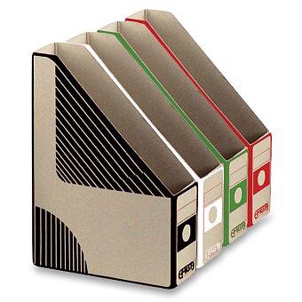 Obrázek produktu Otevřený archivační box Emba - 330 x 230 x 75 mm, výběr barev
