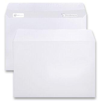 Obrázek produktu Bílá obálka Clairefontaine - C5, samolepicí, bez okénka